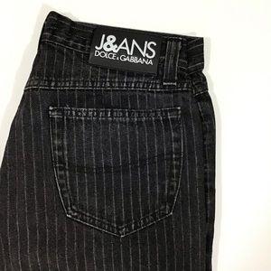 Vintage High Rise Dolce & Gabbana Jeans.